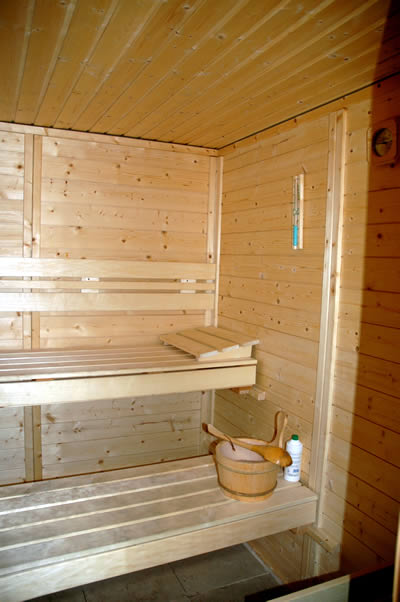 Saunas For Sale. Salla Sauna Inside